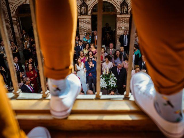 La boda de Daniel y Judit en Boadilla Del Monte, Madrid 37