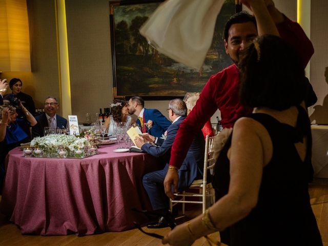La boda de Daniel y Judit en Boadilla Del Monte, Madrid 40