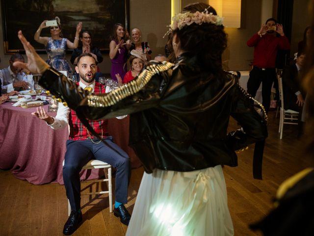 La boda de Daniel y Judit en Boadilla Del Monte, Madrid 41