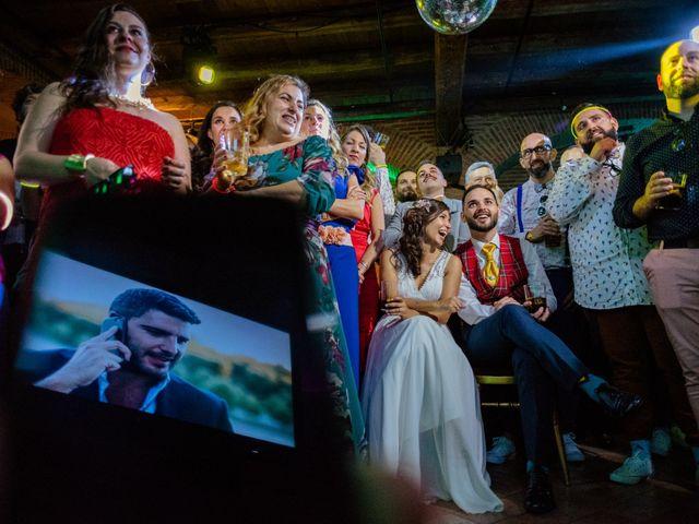 La boda de Daniel y Judit en Boadilla Del Monte, Madrid 47