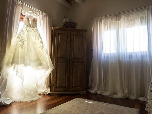 La boda de Marc y Debora en Pontos, Girona 15