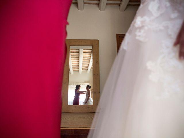 La boda de Marc y Debora en Pontos, Girona 21