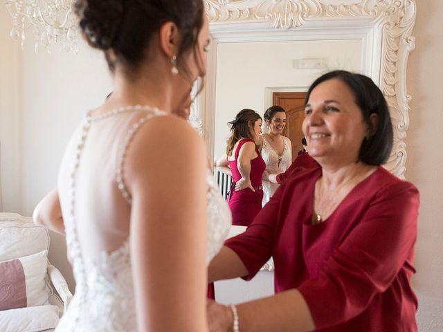 La boda de Marc y Debora en Pontos, Girona 18