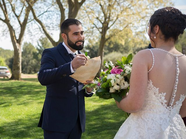 La boda de Marc y Debora en Pontos, Girona 14