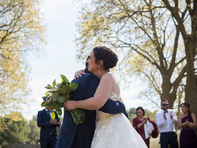 La boda de Marc y Debora en Pontos, Girona 25