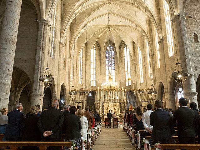 La boda de Marc y Debora en Pontos, Girona 36