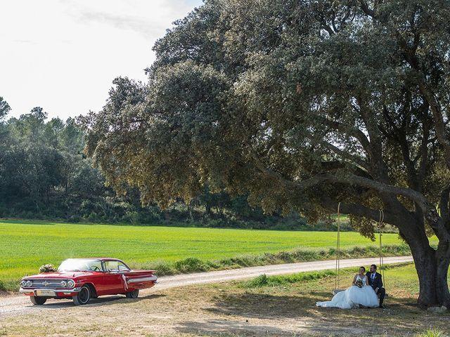 La boda de Marc y Debora en Pontos, Girona 60