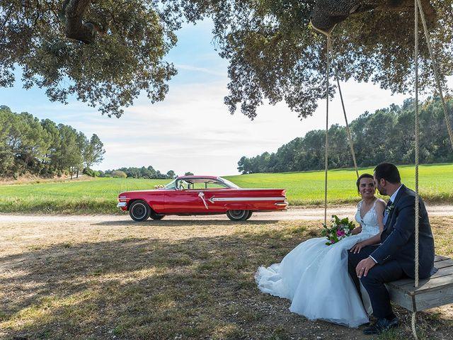 La boda de Marc y Debora en Pontos, Girona 59