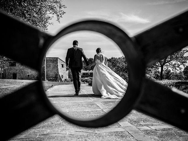 La boda de Marc y Debora en Pontos, Girona 57