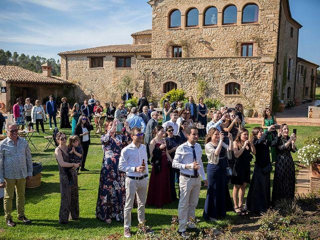 La boda de Marc y Debora en Pontos, Girona 72