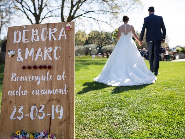 La boda de Marc y Debora en Pontos, Girona 71