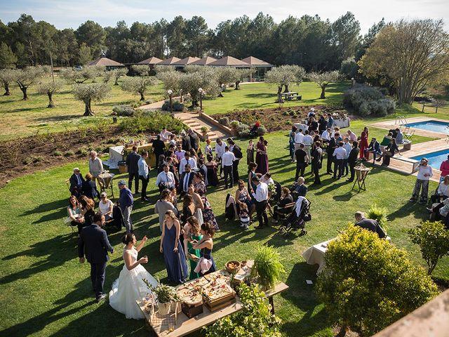 La boda de Marc y Debora en Pontos, Girona 69