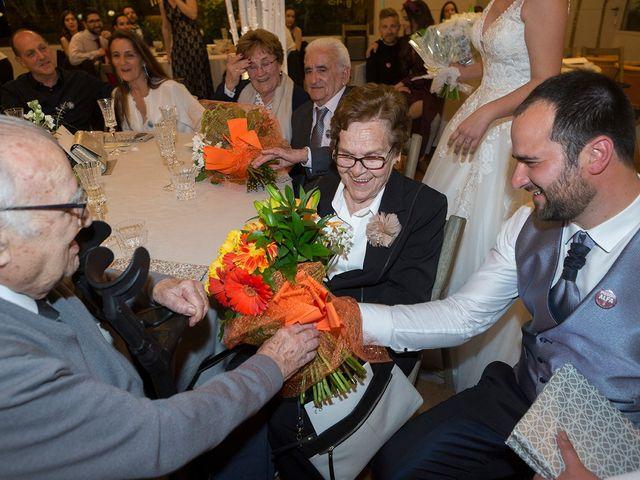 La boda de Marc y Debora en Pontos, Girona 77