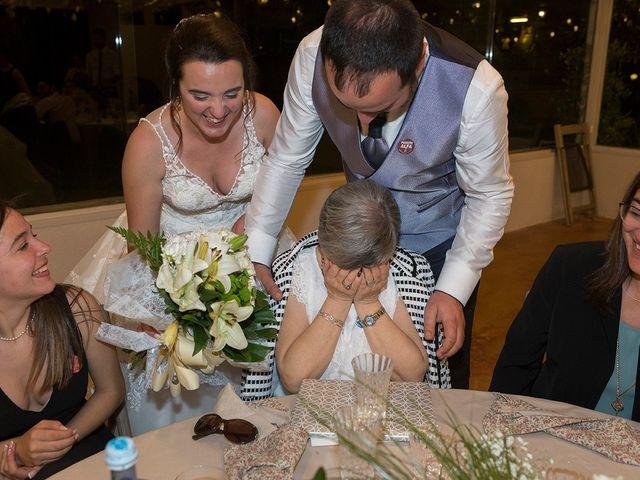 La boda de Marc y Debora en Pontos, Girona 86