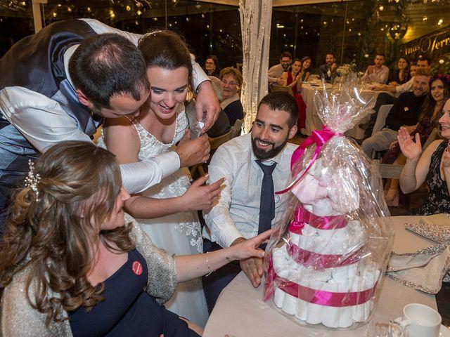 La boda de Marc y Debora en Pontos, Girona 84