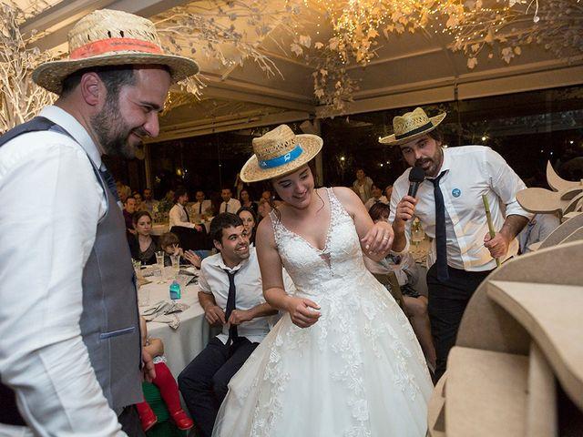 La boda de Marc y Debora en Pontos, Girona 83