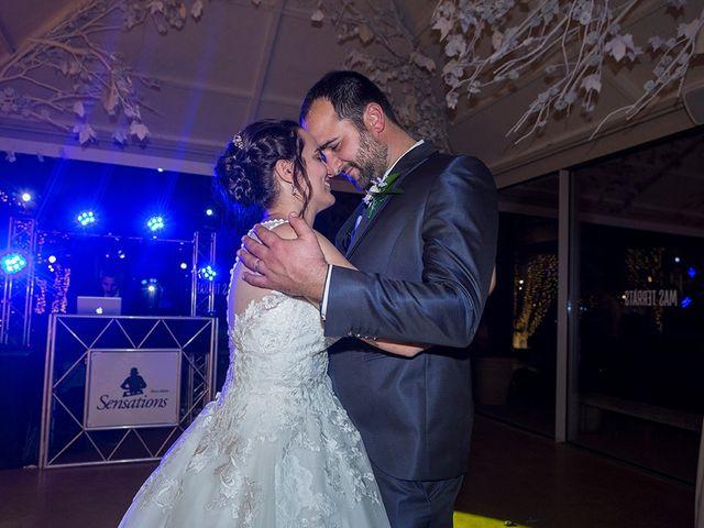 La boda de Marc y Debora en Pontos, Girona 79