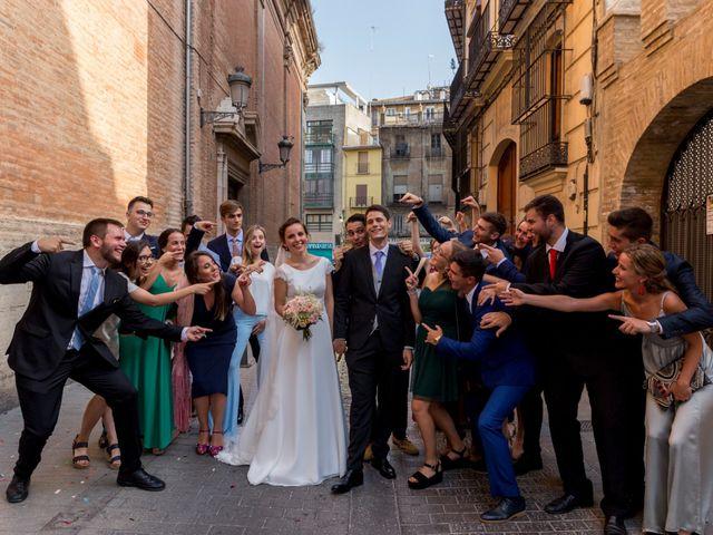 La boda de Pedro y Mariam en Torrent, Valencia 27
