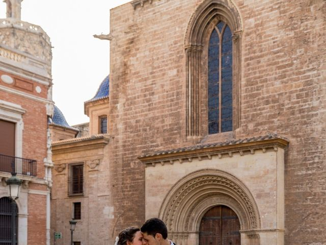 La boda de Pedro y Mariam en Torrent, Valencia 30