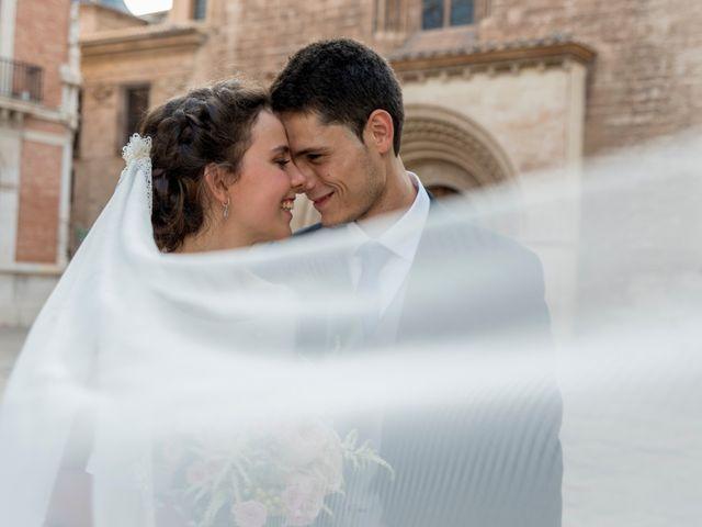 La boda de Pedro y Mariam en Torrent, Valencia 31