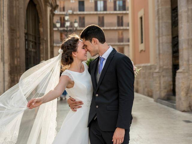 La boda de Mariam y Pedro