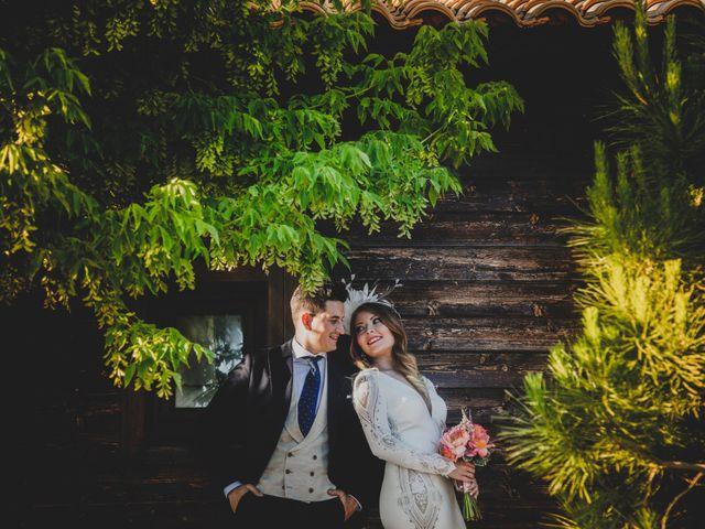 La boda de Amparo y Alberto