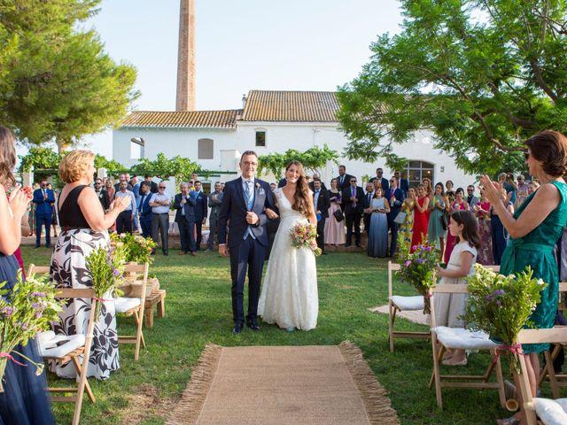 La boda de Adri y Isa en Sagunt/sagunto, Valencia 3