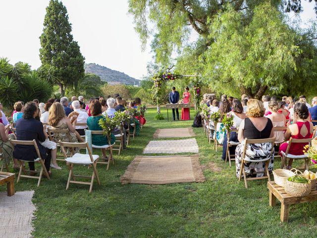 La boda de Adri y Isa en Sagunt/sagunto, Valencia 5