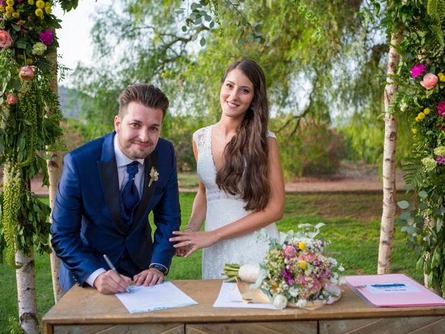La boda de Adri y Isa en Sagunt/sagunto, Valencia 7