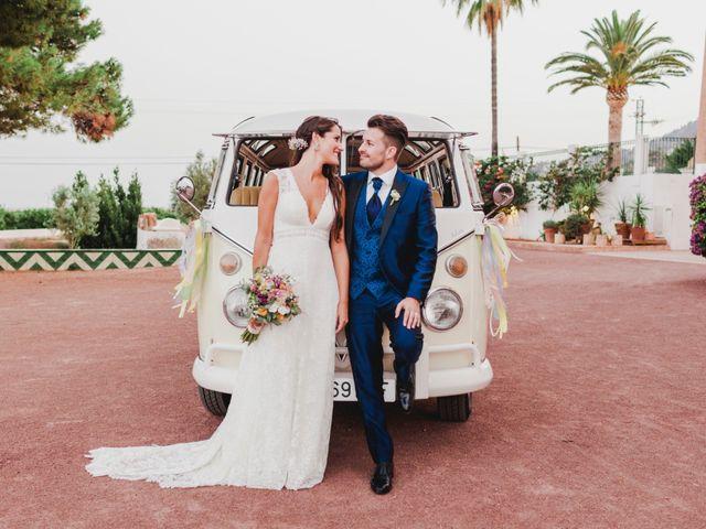 La boda de Adri y Isa en Sagunt/sagunto, Valencia 2
