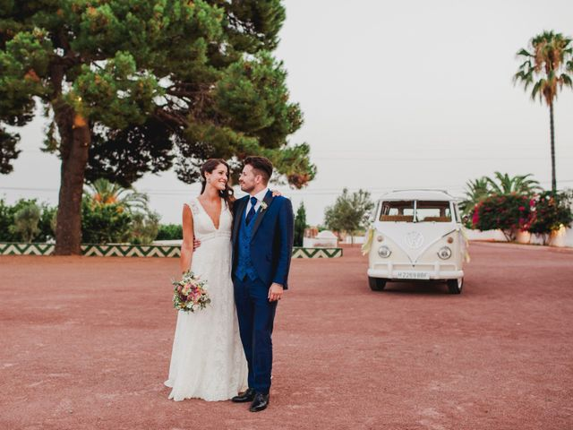 La boda de Adri y Isa en Sagunt/sagunto, Valencia 11