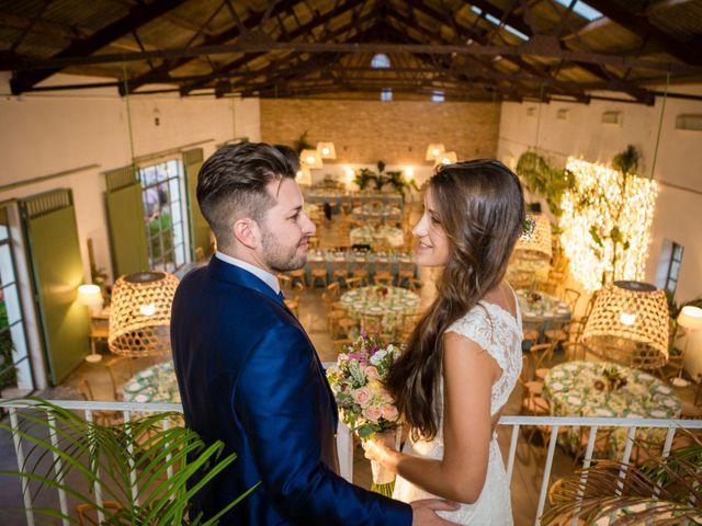 La boda de Adri y Isa en Sagunt/sagunto, Valencia 13
