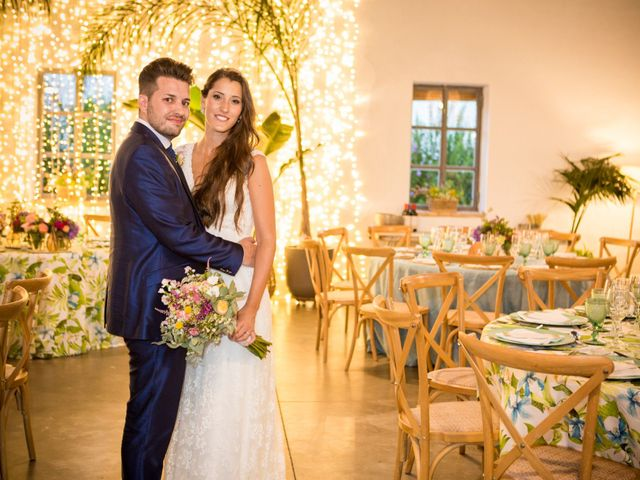 La boda de Isa y Adri