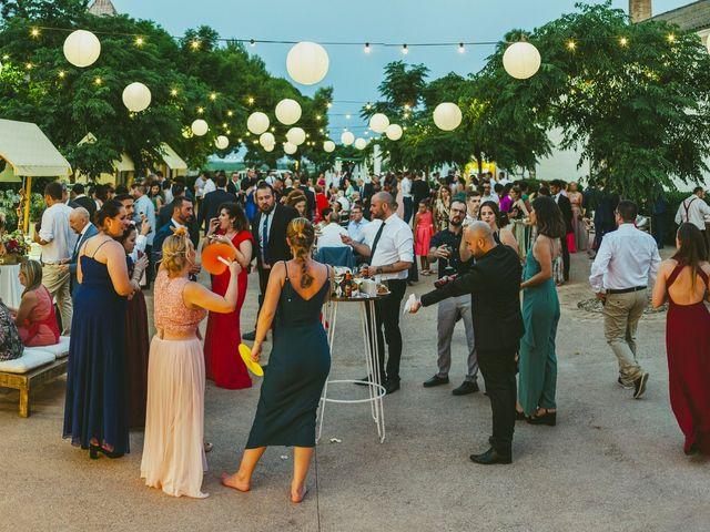 La boda de Adri y Isa en Sagunt/sagunto, Valencia 15