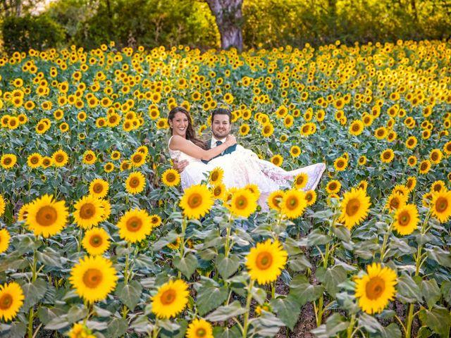 La boda de Adri y Isa en Sagunt/sagunto, Valencia 18