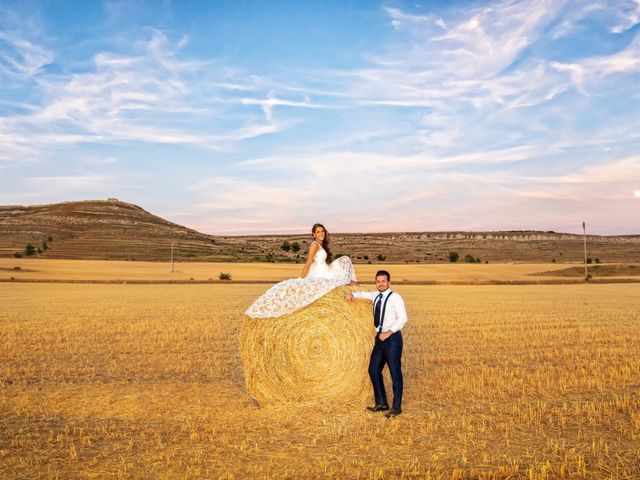 La boda de Adri y Isa en Sagunt/sagunto, Valencia 20
