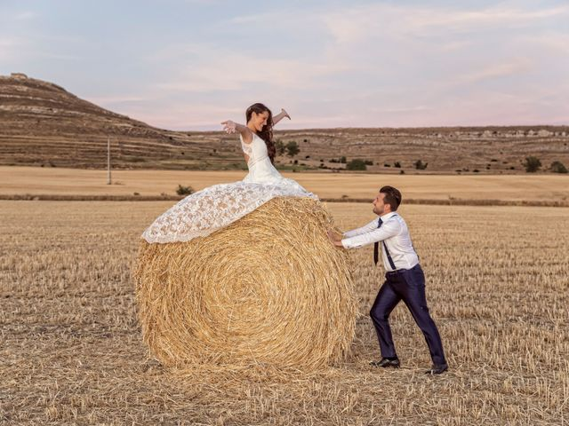 La boda de Adri y Isa en Sagunt/sagunto, Valencia 21
