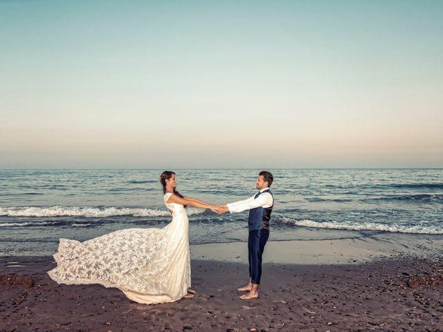 La boda de Adri y Isa en Sagunt/sagunto, Valencia 22