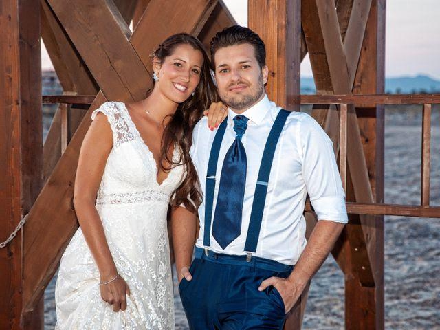 La boda de Adri y Isa en Sagunt/sagunto, Valencia 24