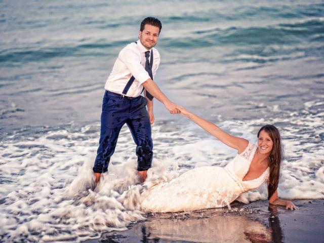 La boda de Adri y Isa en Sagunt/sagunto, Valencia 25
