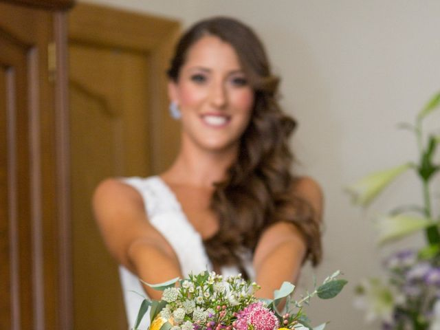 La boda de Adri y Isa en Sagunt/sagunto, Valencia 26