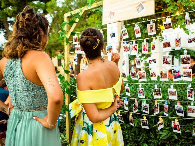 La boda de Adri y Isa en Sagunt/sagunto, Valencia 27