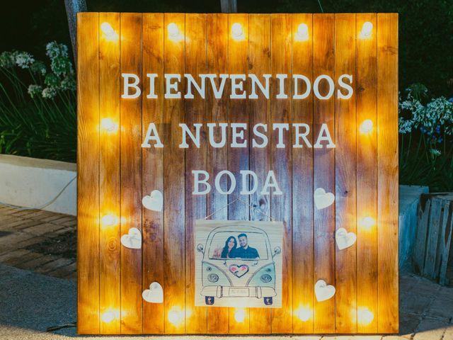 La boda de Adri y Isa en Sagunt/sagunto, Valencia 32