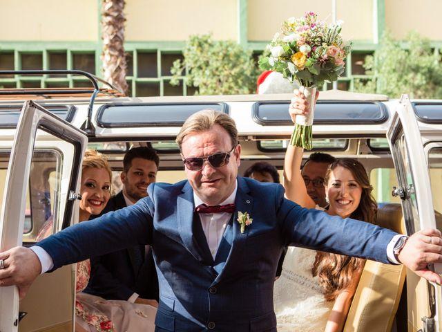 La boda de Adri y Isa en Sagunt/sagunto, Valencia 33