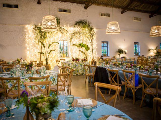 La boda de Adri y Isa en Sagunt/sagunto, Valencia 36