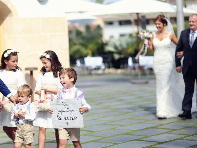 La boda de Pepe y Tania en Xàbia/jávea, Alicante 10