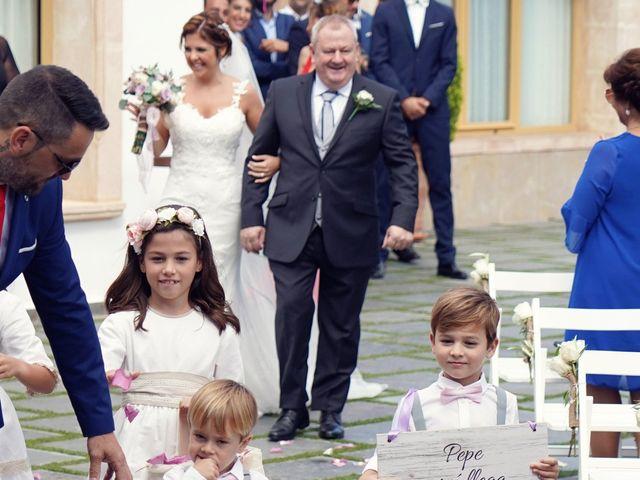 La boda de Pepe y Tania en Xàbia/jávea, Alicante 11