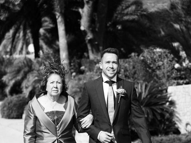 La boda de Pepe y Tania en Xàbia/jávea, Alicante 24