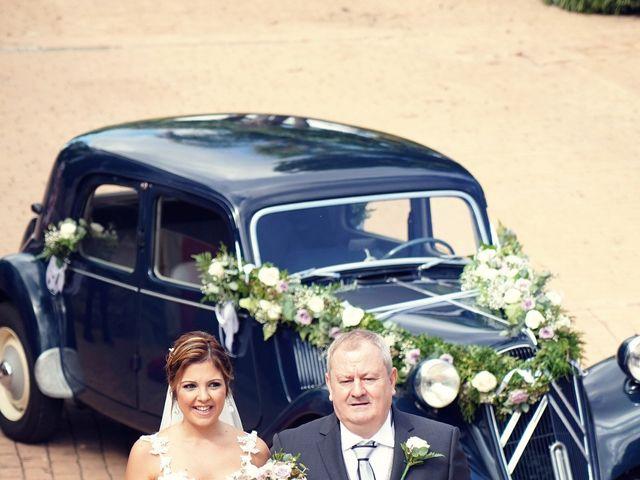 La boda de Pepe y Tania en Xàbia/jávea, Alicante 27