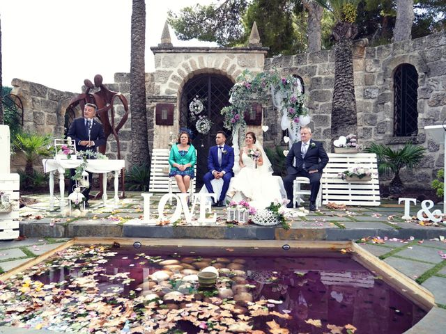 La boda de Pepe y Tania en Xàbia/jávea, Alicante 28